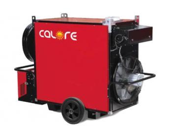 JUMBO 120 Calore Generator de aer cald  GPL cu ventilator AXIAL