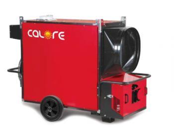 JUMBO 155 Calore Generator de aer cald   gaz metan cu ventilator AXIAL