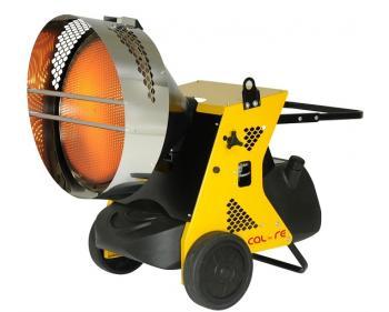 STAR-2 Calore Generator de aer cald pe motorina cu raze infrarosu