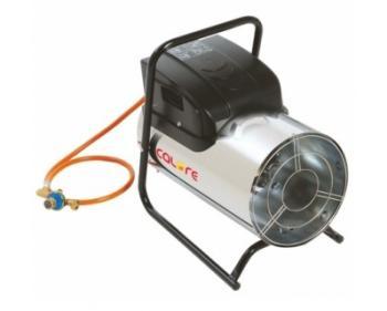 GP 35 MI Inox Calore Generator de caldura pe GPL,putere calorica 15-30.2 kW