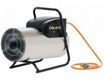 Calore GP 55 MI Inox Calore  Generator de caldura pe GPL,putere calorica 21.16-44.3 kW