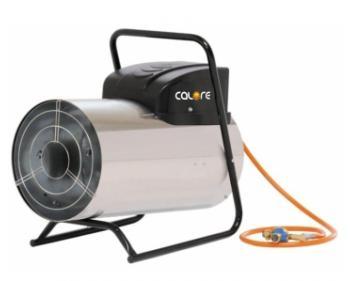GP 70 MI Inox Calore Generator de caldura pe GPL,putere calorica 31.1-63.4 kW