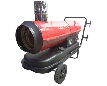 I30Y Calore Tun de caldura cu ardere indirecta , putere 30kW , debit aer 800mcb/h , motorina , 230V