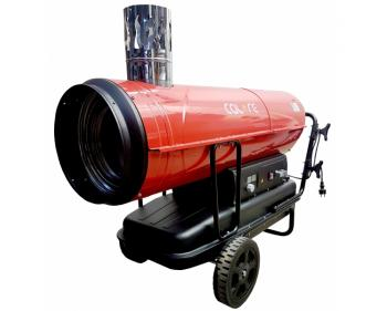 I50Y Calore Tun de caldura cu ardere indirecta , putere 50kW , debit aer 2000mcb/h , motorina , 230V