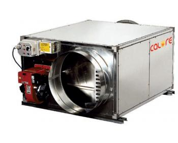Incalzitor sere suspendat  FARM 115  gaz metan Calore , putere 112.6kW