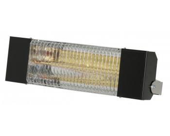 IRC1500 Calore Radiator electric cu inflarosu ,putere calorica 1500W,Standard Epoxy negru,Optional inox