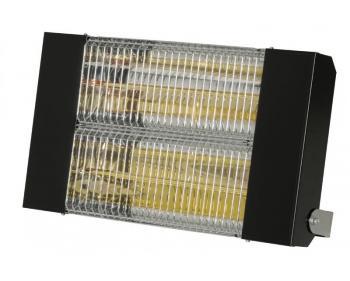 IRC3000 Calore Radiator electric cu inflarosu,putere calorica 3000W,Standard Epoxy negru,Optional inox