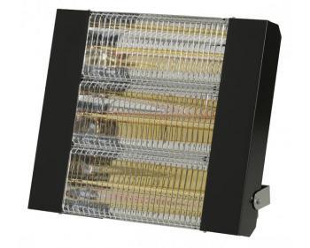 IRC4500Calore Radiator electric cu inflarosu ,putere calorica 4500W,Standard Epoxy negru,Optional inox