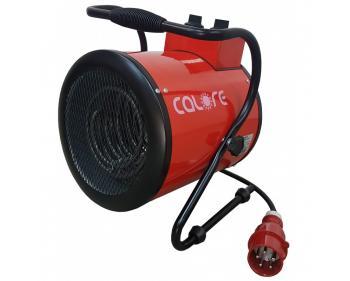 Tun caldura electric BC5 CALORE , putere calorica 5kW , tensiune 400V , debit 388 mcb , CALORE