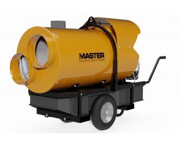 BV 500 generator de aer cald master