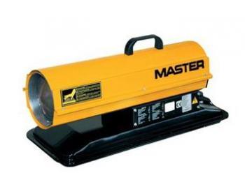 B 35 CED Generator aer cald Master cu ardere directa