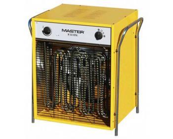 Master B 22 EPB Incalzitor electric indsutrial