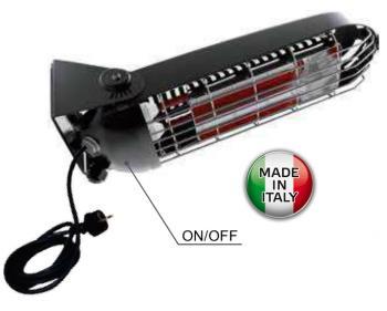 Master Sombra 8 Radiator electric cu infrarosu