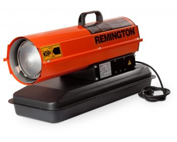 Rem 12 cel remington tun de aer cald pe motorina cu ardere directa 20 kw