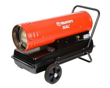 Generator de aer cald cu ardere directa GRY-D 28 W Sial Munters,putere calorica 28kW