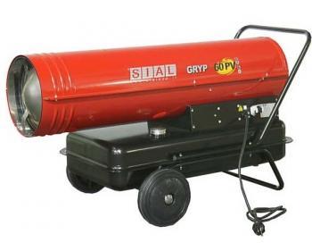 Generator de aer cald cu ardere directa GRY-D 60 W Sial Munters,putere calorica 61kW