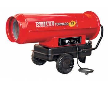 TOR 67 Sial Munters Generator de aer cald ,putere calorica 66kW