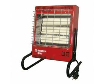 LOT 2,4FE Radiator electric cu infrarosu Sial  Munters putere 2.400W