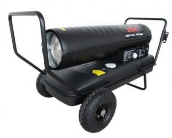 Generator de aer cald cu ardere directa pe motorina Zobo ZB-K215 , putere 63 kW