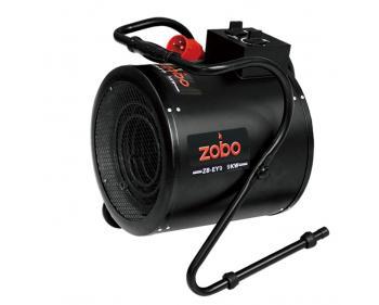 Aeroterma electrica Zobo ZB-EY 9 , debit aer 980 mc/h ,9 kW