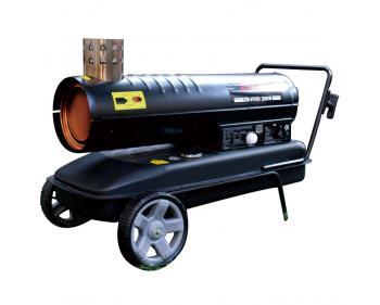 ZB-H100 Zobo Tun de aer cald cu ardere indirecta pe motorina / kerosen ,  putere 30kW