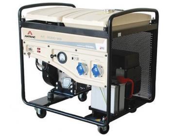 AK 8000M ATS Antrac Generator de curent monofazat cu pornire automata si putere maxima de 7.5KVA , cod AT8000MATS