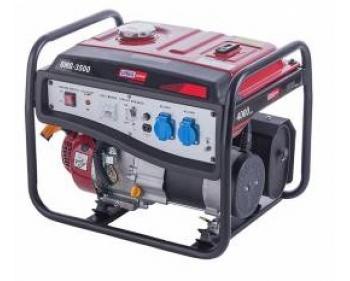 OMG 3500E Omega  Generator electric fara ruptor , putere 4 kVA , autonomie 13 ore la incarcare 50%