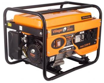 VGP 2500 S Villager , Generator de curent monofazat , putere motor 2.5 kVA