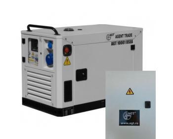 AGT 10001 DSEA   GENERATOR CURENT DIESEL automatizat 10 kw