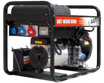 AGT 16503 HSBE R16 Generator curent trifazat Honda