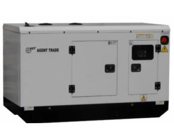 AGT 18 DSEA Generator diesel stationar , putere 16.5 kVA , insonorizat , turatii 1500 rpm