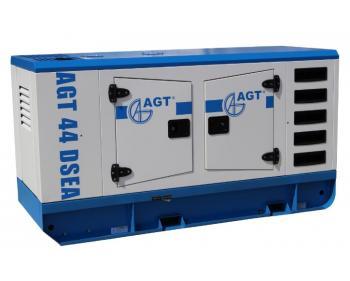 AGT 44 DSEA Generator curent trifazat  , putere motor 44 kVA