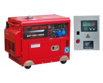 AGT 6851 DSEA + AT 408 Generator electric cu automatizare
