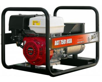 AGT 7501 HSB SE Generator curent electric