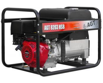 AGT 8503 HSB R16 generator curent Honda