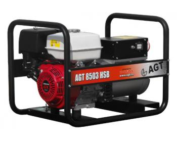 AGT 8503 HSB SE generator curent electric