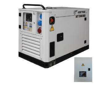 AGT 12003 DSE Generator diesel  trifazat cu pornire automata , putere 12 kva