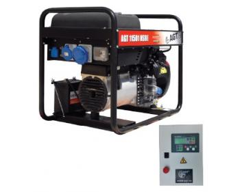 Generator curent automatizat AGT 12501 HSBE R16 + AT 408/22