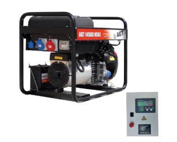 AGT 14503 HSBE R16 + AT 408/22  Generator curent automatizat , motor Honda