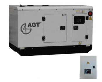 AGT 33 DSEA cu ATS 42S/24 Generator curent cu pornire automata 35 kw