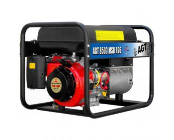 AGT 8503 MSB , Generator trifazat Industrial cu motor Mitsubishi