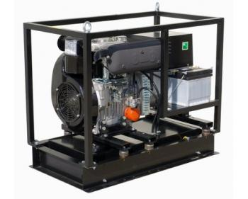 WAGT 300 LSDE Generator de sudura DC diesel 300 A