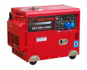 Generator electric agt 6851 dsea