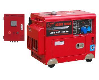 AGT 6851 DSEA Generator electric monofazat  cu automatizare