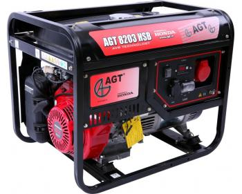AGT 8203 HSB TTL Generator curent Honda