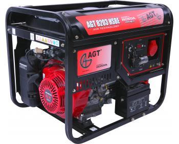 AGT 8203 HSBE TTL Generator curent trifazat Honda