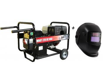 Generator sudura honda wagt 220 dc hsb masca de sudura cu cristale lichide
