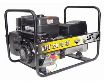 Generator curent si sudura AGT cu motor pe benzina