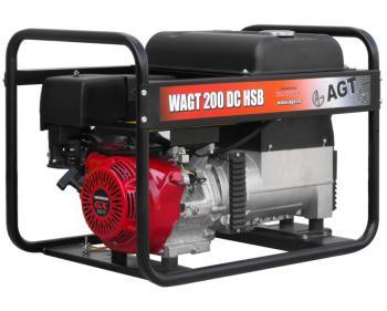 WAGT 200 DC HSB R 16 Generator sudura Honda