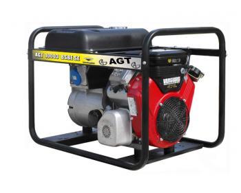 Generator trifazat AGT 10003 BSBE SE , motor Briggs&Stratton SUA , demaror electric 12 V